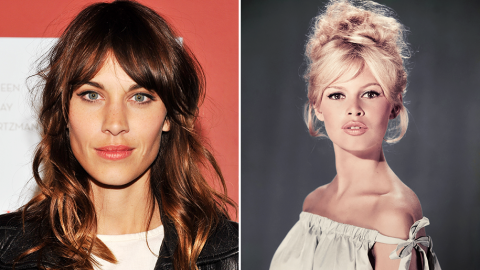 The 30 Most Iconic Bangs of All Time | StyleCaster