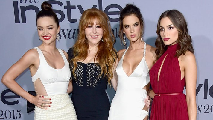 Celebrities Brought Their Fashion A-Game to Last Night's InStyle Red Carpet