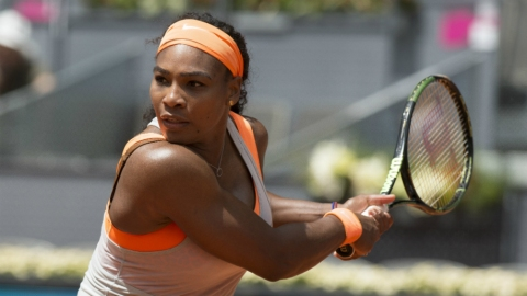 How to Take a Tennis Lesson from Serena—for $90 | StyleCaster