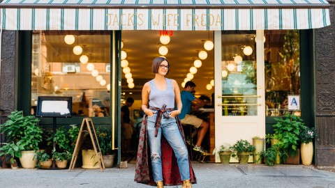 Maya Jankelowitz | StyleCaster