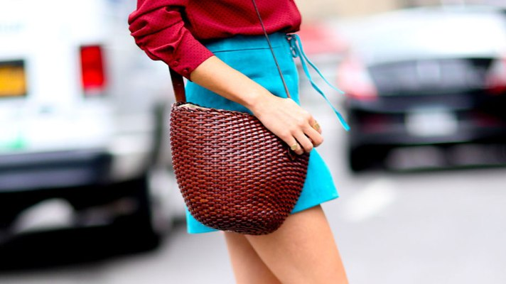 45 Street Style–Inspired Ways to Wear a Mini Skirt This Fall