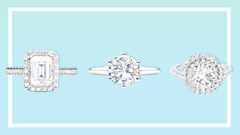 Why Millennials Are Obsessed with Moissanite | StyleCaster