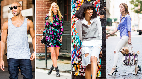 The Most Stylish New Yorkers: 2015 | StyleCaster