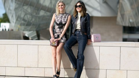 Paris Fashion Week Street Style | StyleCaster