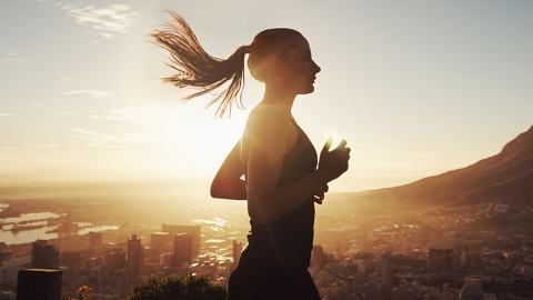 Study Shows Running Actually Gets You High | StyleCaster