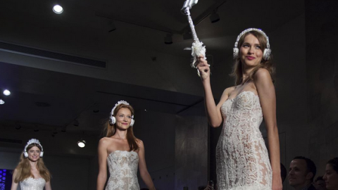 The Best Bridal Fashion Week Instagrams | StyleCaster