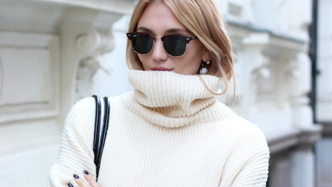 31 Obscenely Cozy Sweaters You Need in Your Life | StyleCaster