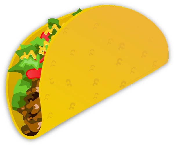 taco emoji The Dark Days Are Over: A Taco Emoji Has Landed