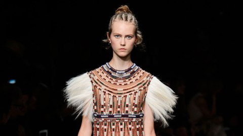 Folks Are Not Pleased With Valentino's Africa-Themed Show   StyleCaster