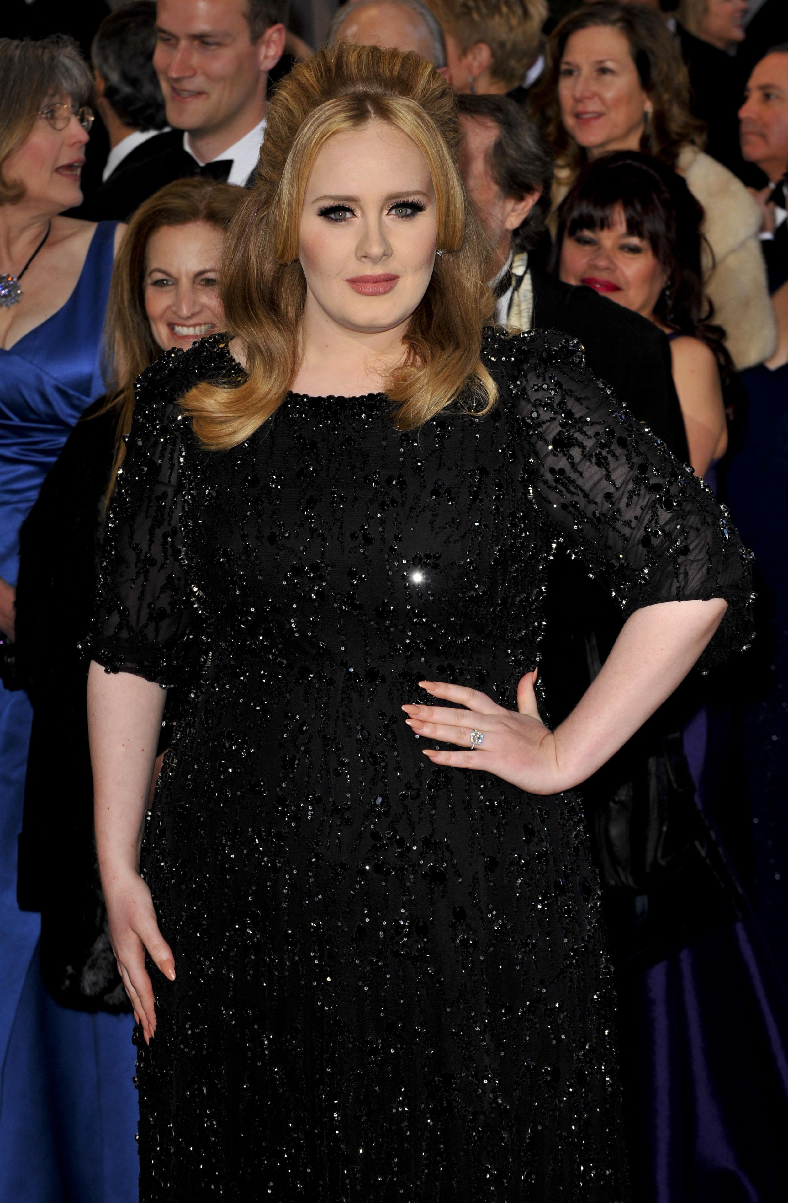 Adele album release