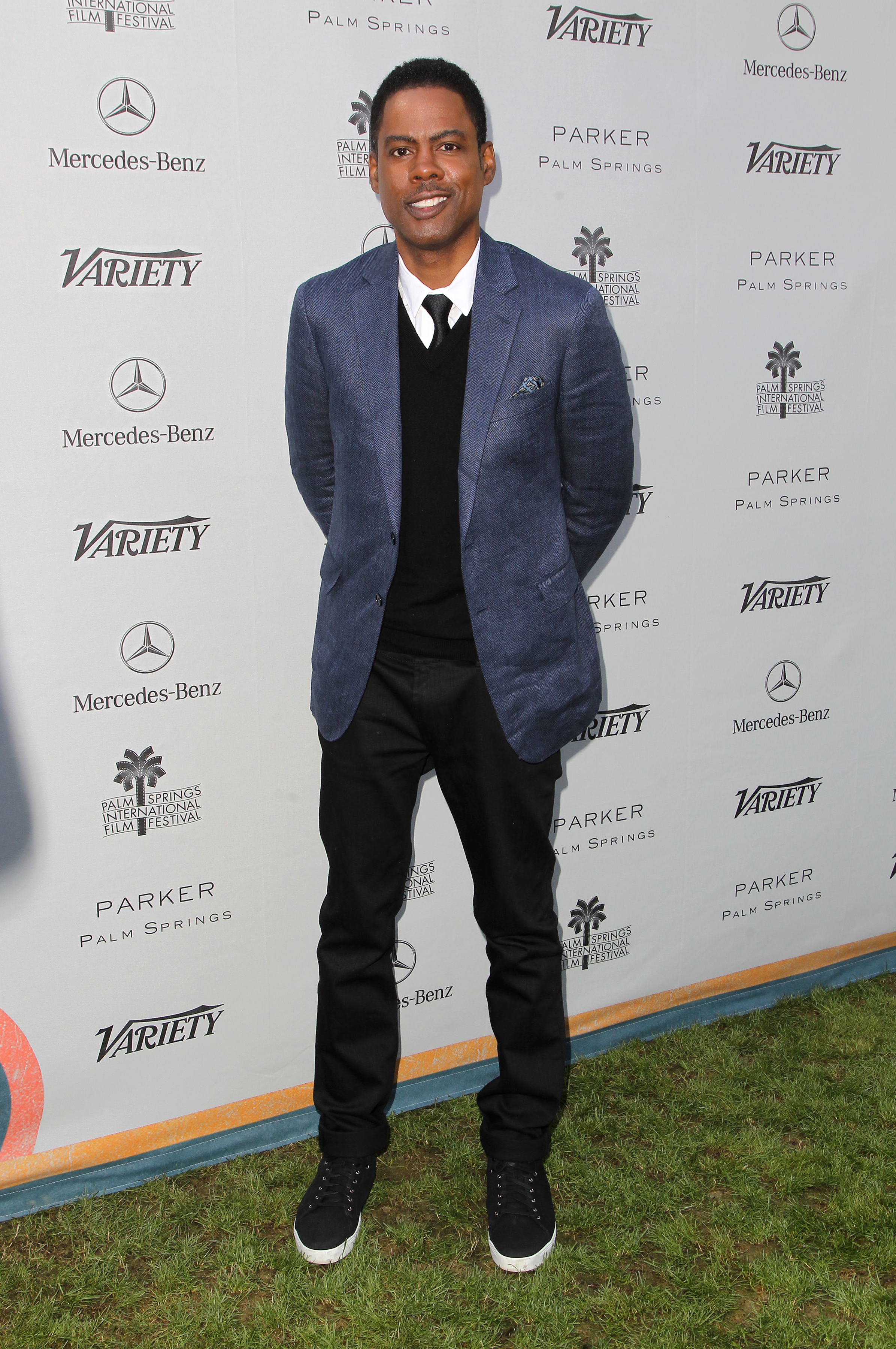 Chris Rock hosting Oscars 2016