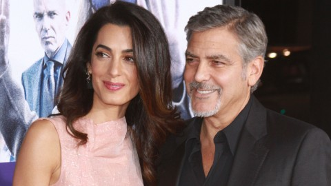 The Clooney Family Just Got a Little Bigger, Folks | StyleCaster
