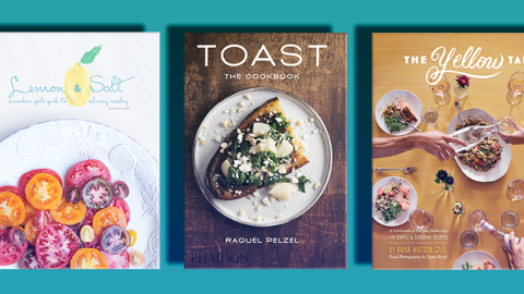 10 Gorgeous Fall Cookbooks Your Kitchen Needs | StyleCaster