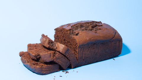Your Afternoon Pick-Me-Up: This Chocolate Pumpkin Bread | StyleCaster