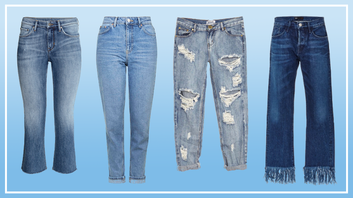 A Field Guide to Fall's Coolest Denim Trends