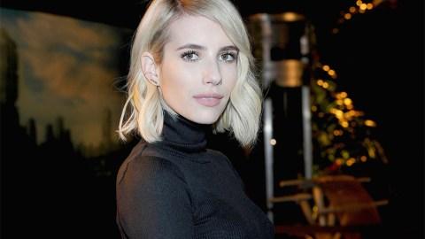 Emma Roberts Just Nailed the Tousled Bob | StyleCaster