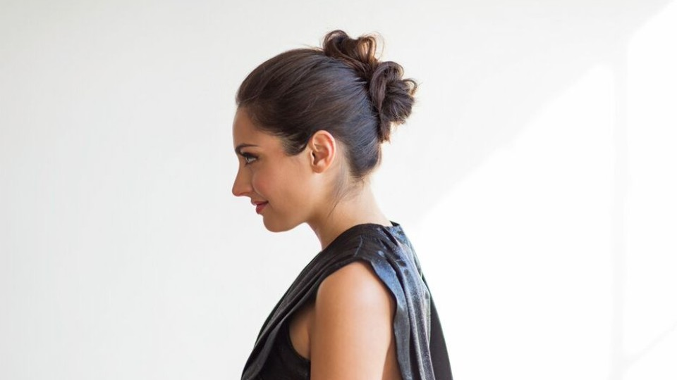 The Coolest Hairstyle You Can DIY for New Year's | StyleCaster