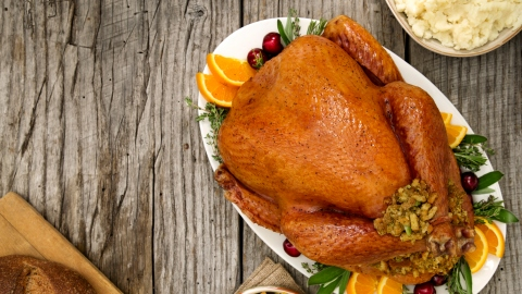 Your Everything Guide to Hosting Thanksgiving   StyleCaster