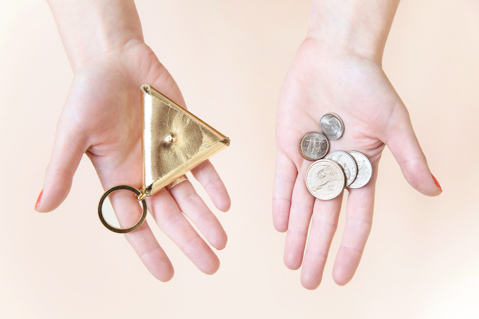 go go key pouch final Give Your Key Chain a Major Upgrade with This Chic (and Functional) DIY Pouch
