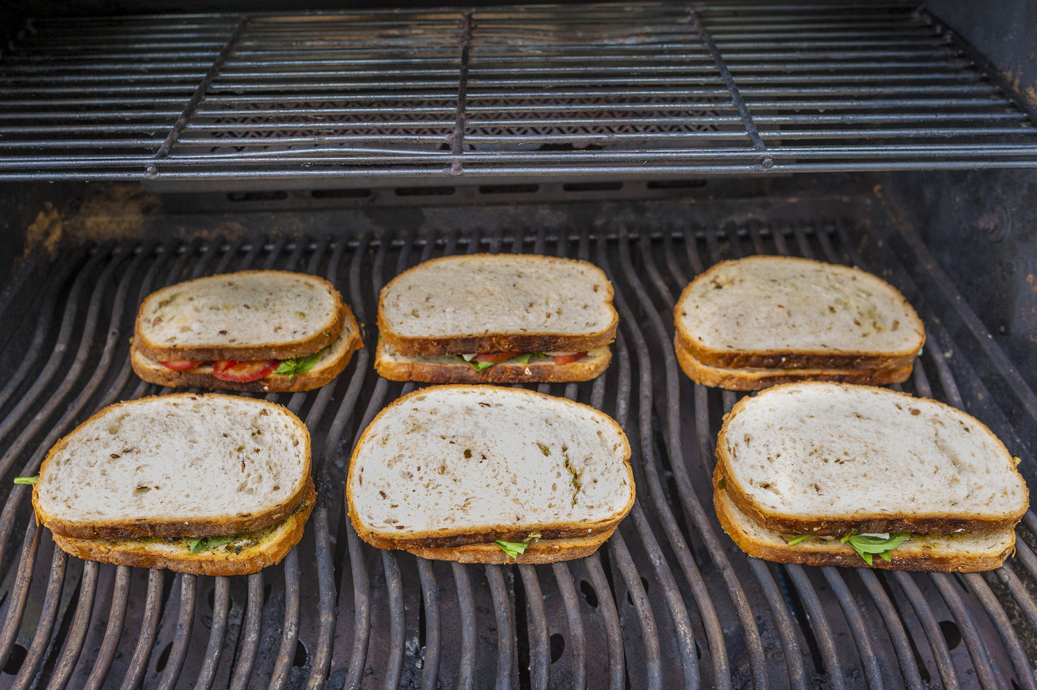 A Persuasive Case for Making Grilled Cheese on an Actual Grill