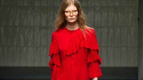 Found: A $139 'Gucci-Inspired' Dress Worth Endorsing  | StyleCaster
