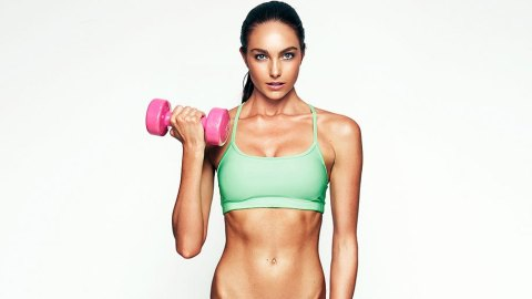 Why You Need This Fitspo Star's Workout App | StyleCaster