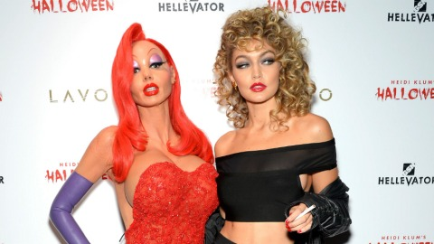 The 50 Best Celebrity Halloween Costumes of 2015 | StyleCaster