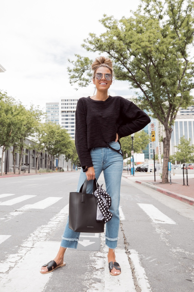 hello fashion blog jeans 13 Essential Denim Tips: How to Wash, Break In, and Fold Jeans Like a Pro