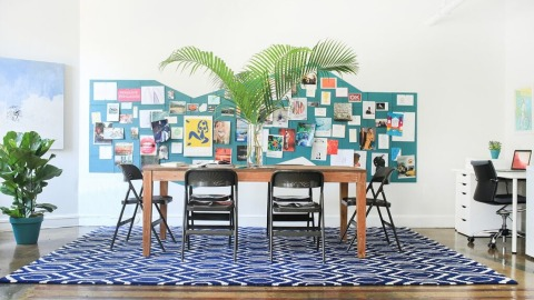 7 Totally Unique Ways to Display Your Art | StyleCaster