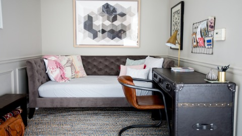 How to Maximize Space in a 1BR Apartment | StyleCaster