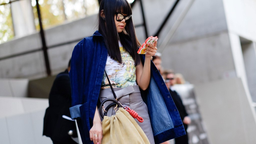 street style texting