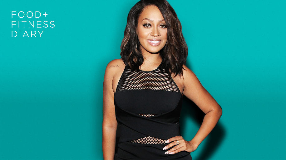 LaLa-Anthony-food-and-fitness-diary