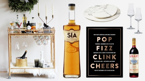 Everything You Need to Host a Luxe Holiday Party | StyleCaster
