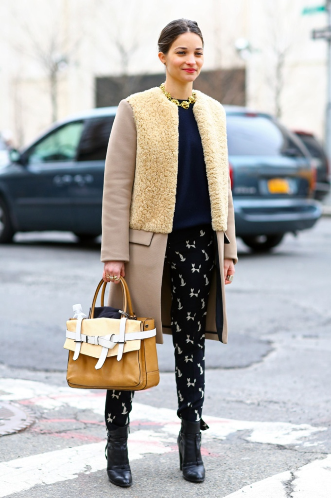 maria duenas jacobs reed krakoff streetpeeper Reed Krakoff is Taking a Very Different Route With New Kohls Collab