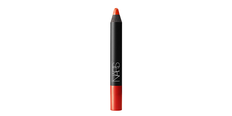 nars red square The Life Changing Red Lipsticks Our Editors Swear By
