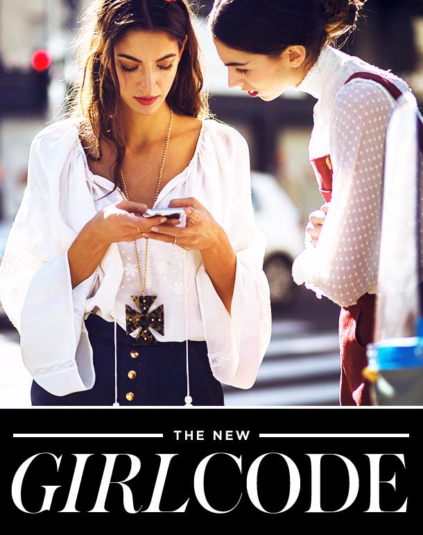 New Girl Code