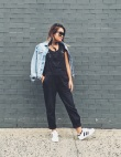How to Wear the Same Pair of Overalls Every Day