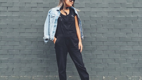How to Wear the Same Pair of Overalls Every Day  | StyleCaster