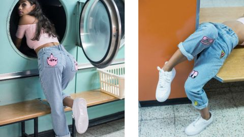 The Jeans Label Making Kitsch Seriously Cool | StyleCaster