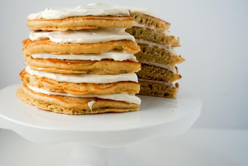 pancake cake 2