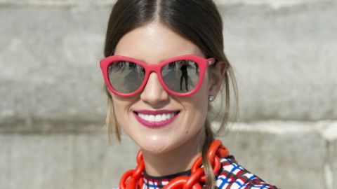 How to Wear Pink Lipstick Without Looking Prissy | StyleCaster