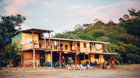 This Nicaraguan Beach Town Should Be Your Winter Escape | StyleCaster