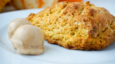 Starbucks Has Nothing on This Pumpkin Scone Recipe   StyleCaster