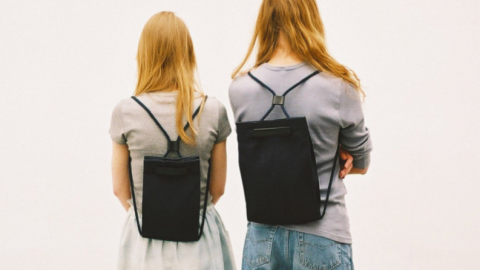 Found: A Simple Denim Bag Made for Minimalists | StyleCaster