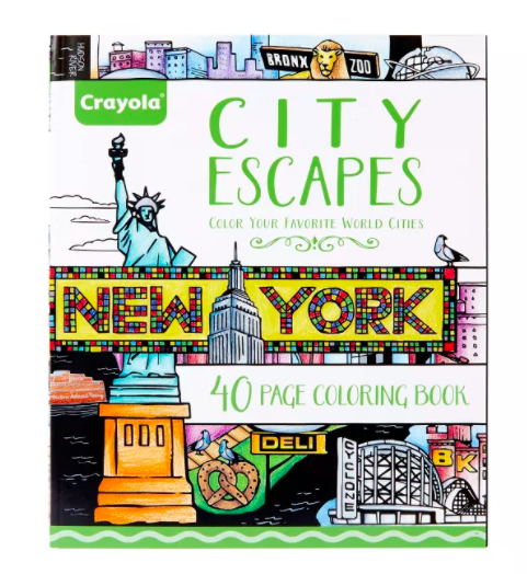 STYLECASTER | adult coloring books