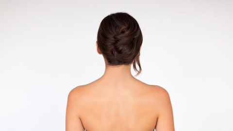 A Holiday Party Hairstyle You Can Do in 5 Minutes | StyleCaster