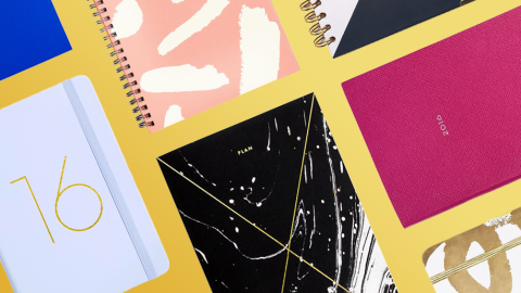 20 Stylish Planners to Organize Your 2016 | StyleCaster