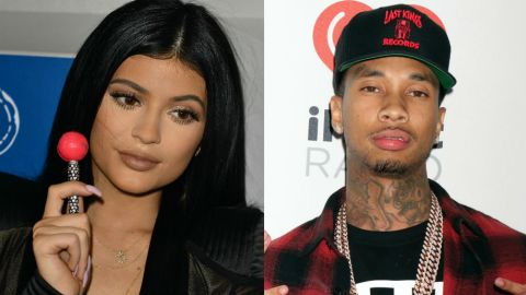 We Bet Tyga's Regretting That 'Kylie' Tattoo Now | StyleCaster