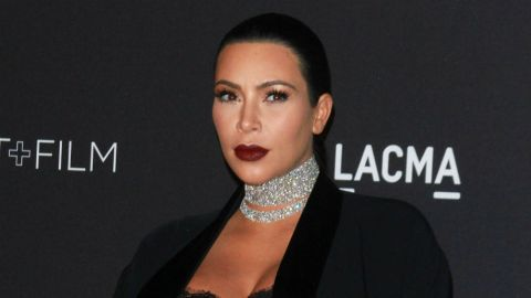 Of Course Kim Wore a See-Through Outfit Last Night | StyleCaster