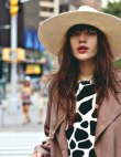 Your Hat Mantra for Fall: The Wider the Brim, the Better